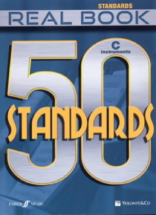 - 50 Standards - Real Book, for Instrument C - Sheet Music - di-arezzo.co.uk