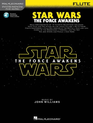 John Williams - Star Wars The Force Awakens - Sheet Music - di-arezzo.com