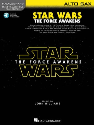 Star Wars The Force Awakens John Williams Partition laflutedepan
