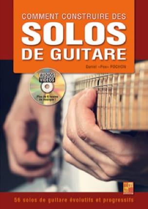 Comment construire des solos de guitare - laflutedepan.com