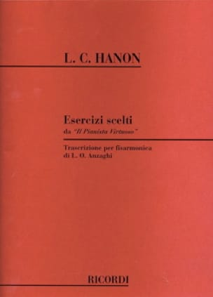Charles-Louis Hanon - Esercizi Scelti Da 'Il Pianista Virtuoso' - Partition - di-arezzo.fr