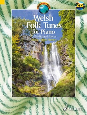Welsh Folk Tunes for Piano Airs Traditionnels Gallois) - laflutedepan.com