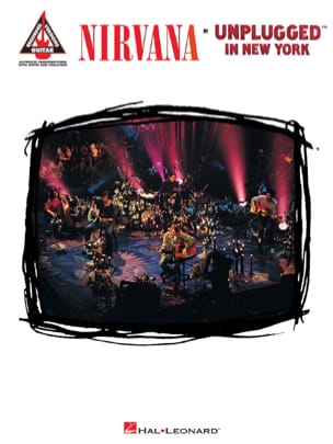 Nirvana - Unplugged In New York - Sheet Music - di-arezzo.com