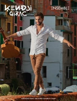 Kendji Girac - Together - Sheet Music - di-arezzo.co.uk