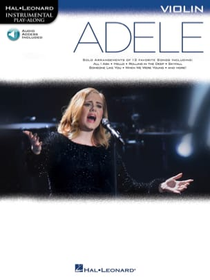 Adele - Adele for Violin - Sheet Music - di-arezzo.com