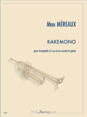 Max Méreaux - Kakemono - Partition - di-arezzo.fr