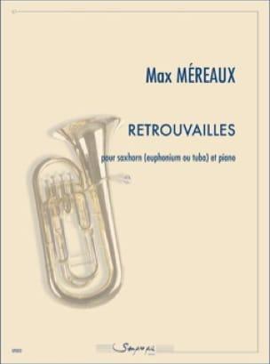 Retrouvailles - Max Méreaux - Partition - Tuba - laflutedepan.com