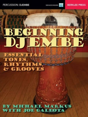 Michael Markus - Beginning Djembe - Sheet Music - di-arezzo.co.uk