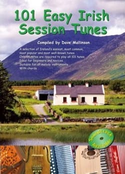 Traditionnel - 101 Easy Irish Session Tunes - Sheet Music - di-arezzo.com