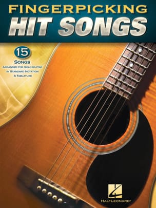 Fingerpicking Hit Songs Partition Pop / Rock - laflutedepan