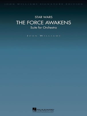 John Williams - Star Wars - The Awakens Force Suite per Orchestra - Partitura - di-arezzo.it