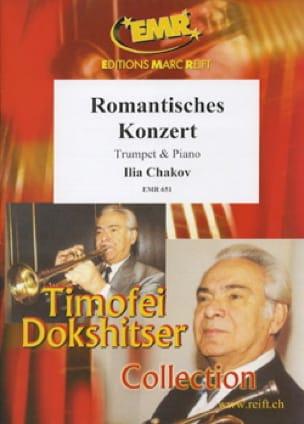 Ilia Chakov - Romantisches Konzert - Partition - di-arezzo.fr