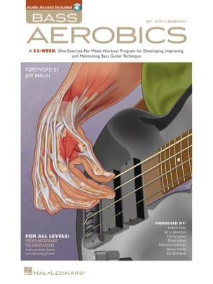 Bass Aerobics Jon Liebman Partition Contrebasse - laflutedepan