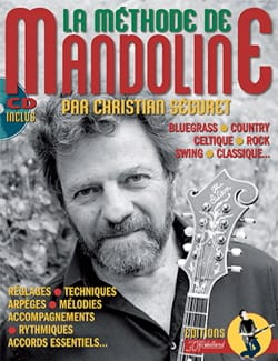 Christian Séguret - The Mandolin Method - Sheet Music - di-arezzo.com