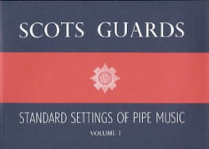 Scots Guards - Volume 1 Partition Musique du monde - laflutedepan