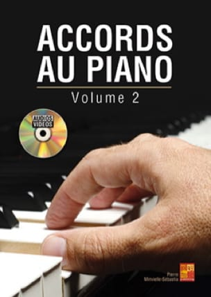 Pierre Minvielle-Sebastia - Accords au piano - Volume 2-MP3 - Partition - di-arezzo.fr