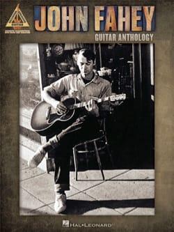 John Fahey - Guitar Anthology - John Fahey - laflutedepan.com
