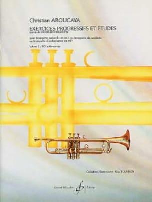 Exercices Progressifs Et Etudes Volume 1 - laflutedepan.com