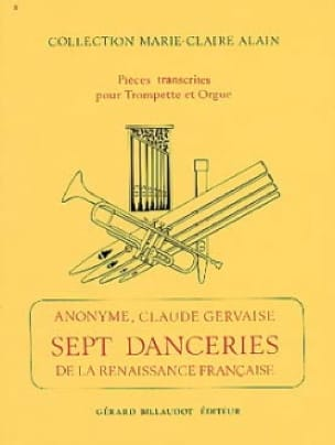 - 7 Danceries of the French Renaissance - Partition - di-arezzo.co.uk