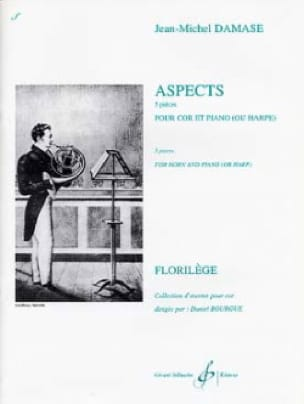 Jean-Michel Damase - Aspects - Partition - di-arezzo.com
