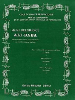 Michel Del Giudice - Ali Baba - Partition - di-arezzo.com