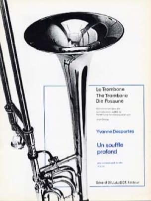 Yvonne Desportes - A Deep Breath - Partition - di-arezzo.com