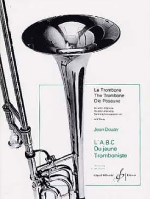 ABC du Jeune Tromboniste Volume 2 - Jean Douay - laflutedepan.com