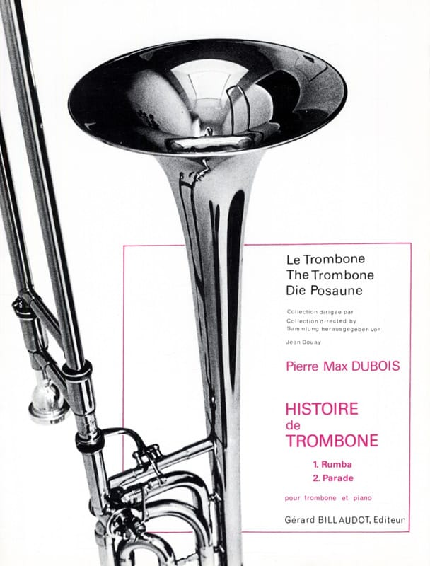 Pierre-Max Dubois - Trombone Story - Rumba And Parade - Partition - di-arezzo.co.uk