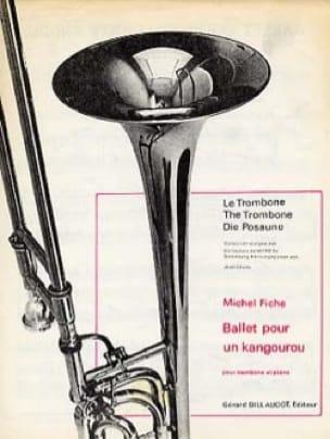 Michel Fiche - Ballet Pour Un Kangourou - Partition - di-arezzo.fr