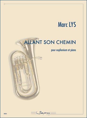 Allant Son Chemin - Marc Lys - Partition - Tuba - laflutedepan.com