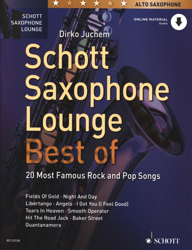 - Schott Saxophone Lounge - BEST OF - Partition - di-arezzo.de
