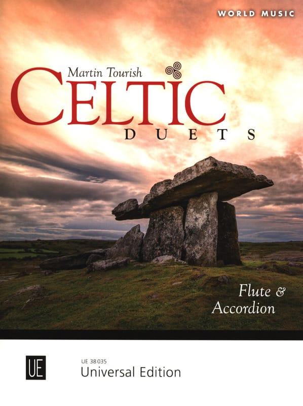 - Celtic Duets - Flute & Accordion - Partition - di-arezzo.fr