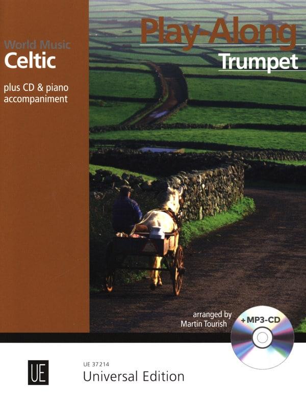World Music Celtic - Play-Along Trumpet - laflutedepan.com