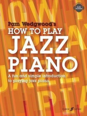 How to Play Jazz Piano - Pamela Wedgwood - laflutedepan.com