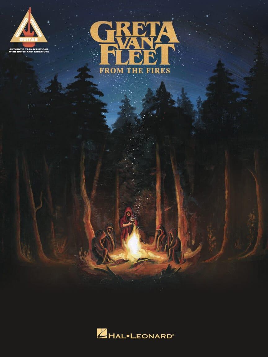 From the Fires - Greta Van Fleet - Partition - laflutedepan.com