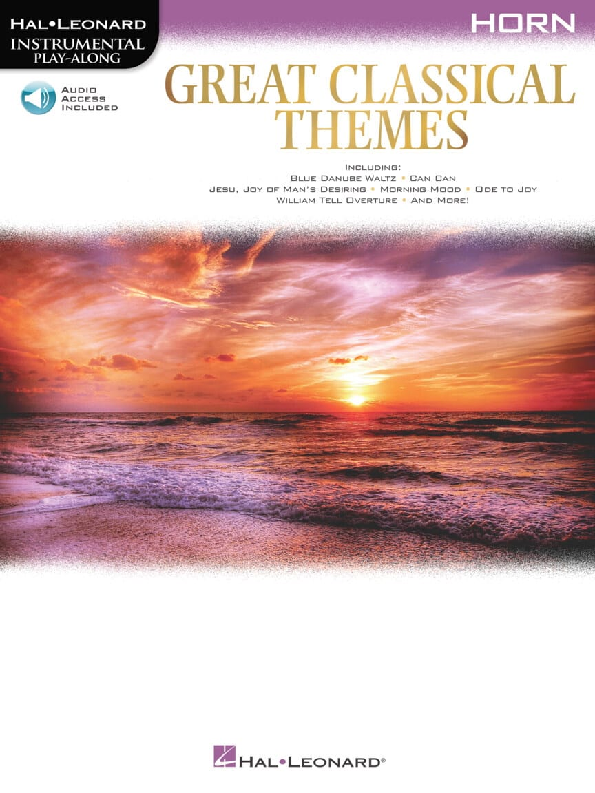 Great Classical Themes - Partition - Cor - laflutedepan.com