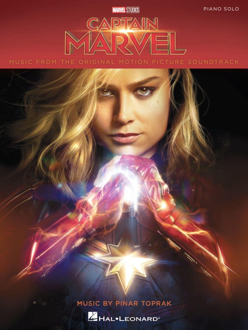 Marvel Studios - Captain Marvel - Movie Music - Partition - di-arezzo.co.uk