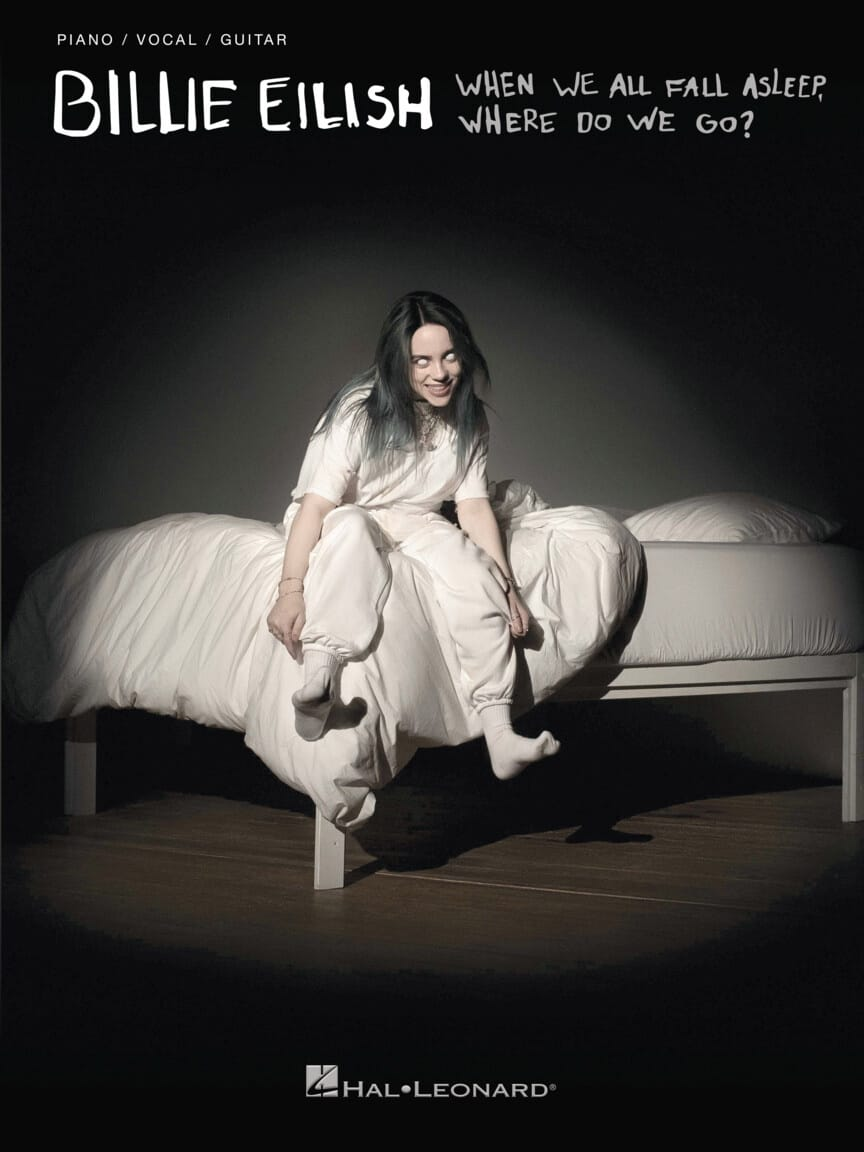 Billie Eilish - When We All Fall Asleep, Where Do We Go? - Partition - di-arezzo.fr
