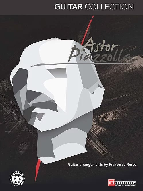 Astor Piazzolla - Guitar Collection - Partition - di-arezzo.co.uk