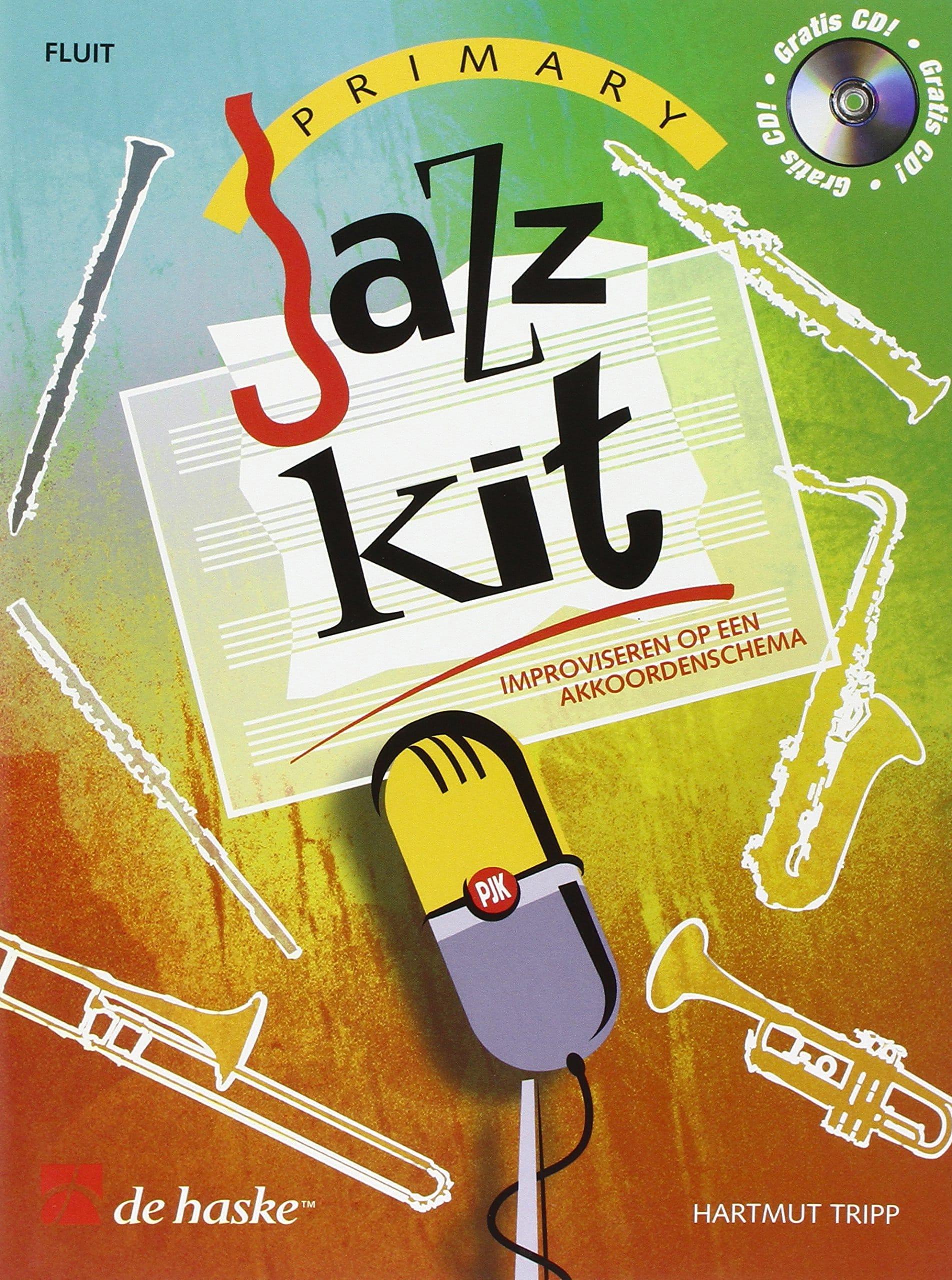 Primary Jazz Kit - Hartmut Tripp - Partition - laflutedepan.com