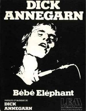 Bébé Elephant - Dick Annegarn - Partition - laflutedepan.com