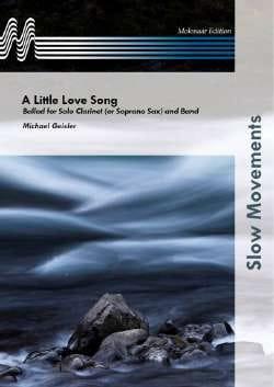 A Little Love Song - Michael Geisler - Partition - laflutedepan.com