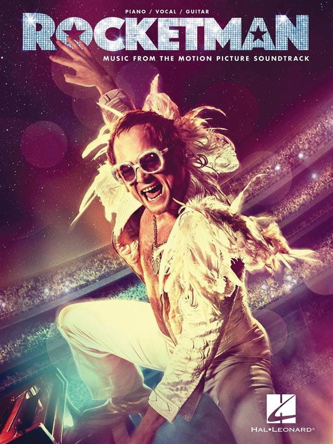 Elton John - Rocketman - Movie Music - Partition - di-arezzo.com
