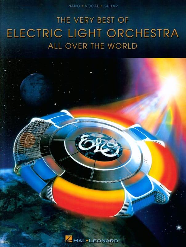 Very Best Of E.L.O. - All Over The World - laflutedepan.com