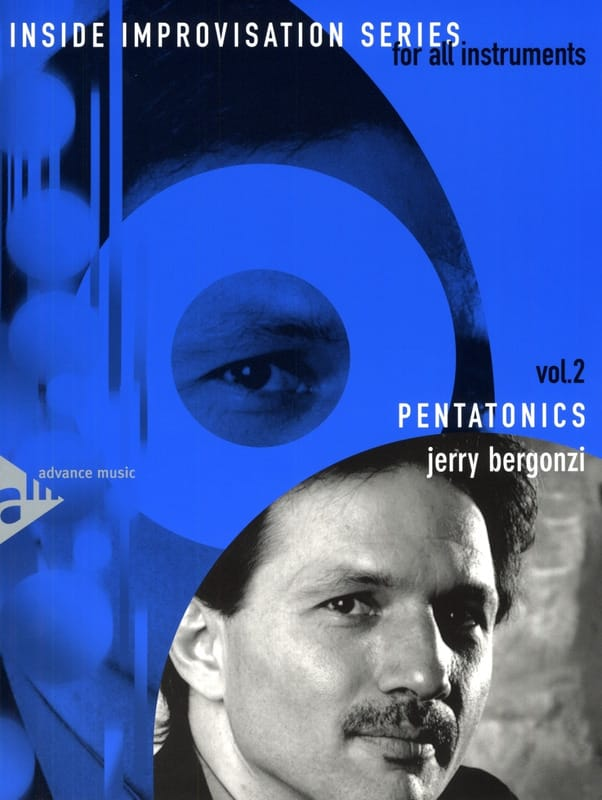 Jerry Bergonzi - Volume 2 - Pentatonics - Partition - di-arezzo.co.uk