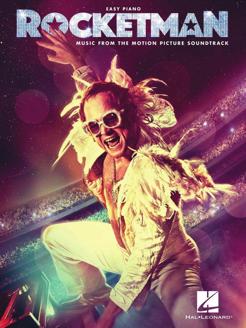 Elton John - ロケットマン-映画サウンドトラック、イージーピアノ版 - Partition - di-arezzo.jp