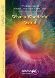 What a wonderful World - George David Weiss - laflutedepan.com