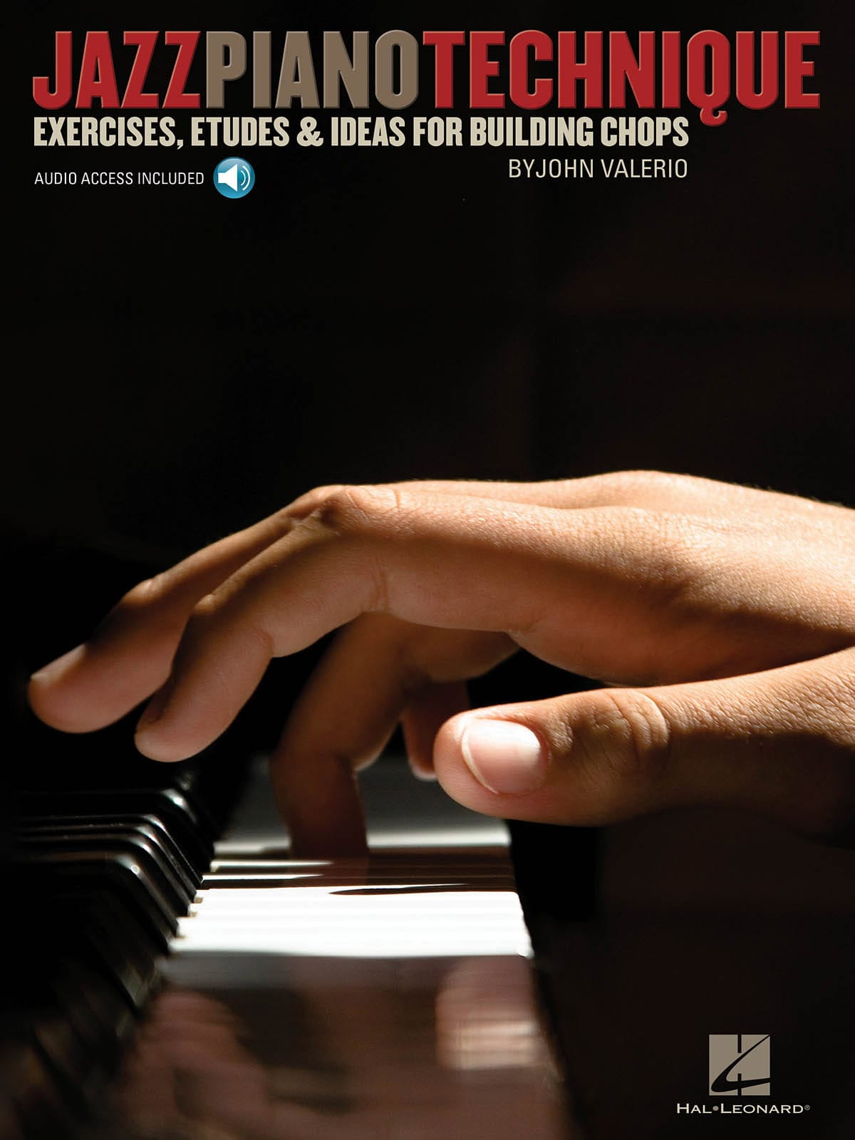 Jazz Piano Technique - John Valerio - Partition - laflutedepan.com