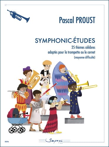 Pascal Proust - Symphonic education - Partition - di-arezzo.co.uk