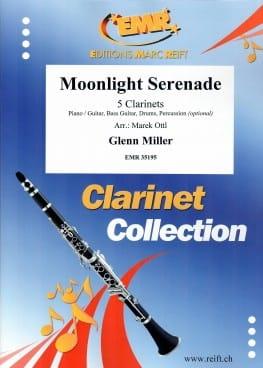Moonlight Serenade - Glenn Miller - Partition - laflutedepan.com